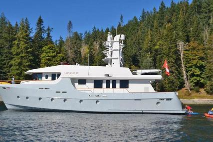 CAPE SCOTT MARINE Pilothouse for sale in Canada for $2,250,000 (£1,725,129)