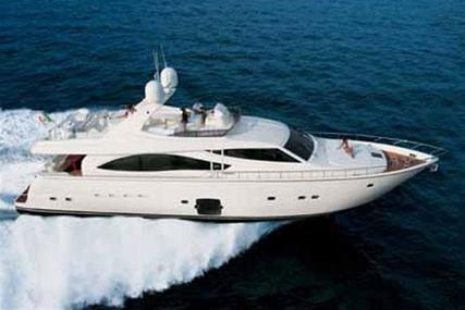Ferretti 830 for sale in Italy for €2,000,000 (£1,804,810)