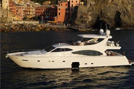 Ferretti 780 for sale in Italy for €1,250,000 (£1,069,263)
