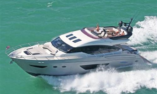 Image of Princess S72 for sale in United States of America for $2,995,000 (£2,376,739) Fort Lauderdale, United States of America