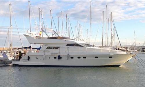 Image of Astondoa 60 GLX for sale in Spain for €150,000 (£131,395) Spain
