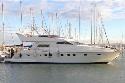 Astondoa 60 GLX for sale in Spain for 150 000 € (128 361 £)