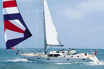 Oyster 485 Deck Saloon for sale in  for $275,000 (£218,775)