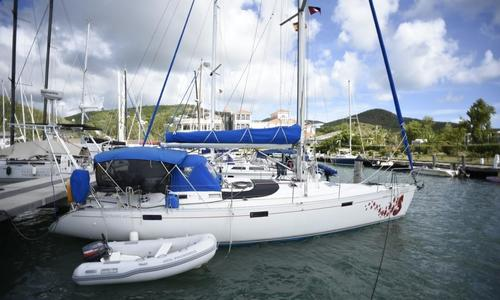 Image of Beneteau Oceanis 430 for sale in Antigua and Barbuda for $85,000 (£65,892) Jolly Harbour, , Antigua and Barbuda