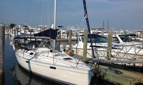 Image of Beneteau Oceanis 390 for sale in Antigua and Barbuda for $59,500 (£46,719) Jolly Harbour, , Antigua and Barbuda