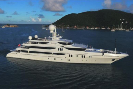 Codecasa Mega Yacht for sale in France for $44,500,000 (£34,478,751)