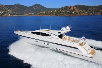 Mangusta 108 for sale in France for $2,750,000 (£2,179,945)