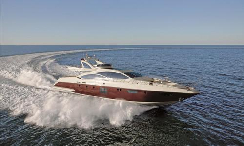 Image of Azimut Yachts 103 S for sale in Turkey for $3,995,000 (£3,010,278) Istanbul,, Turkey