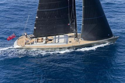 Wally 100 for sale in Spain for €2,295,000 (£1,972,090)