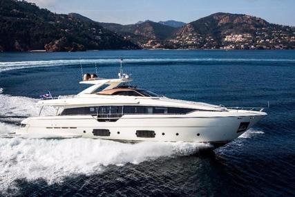 Ferretti 960 for sale in France for €4,250,000 (£3,820,465)