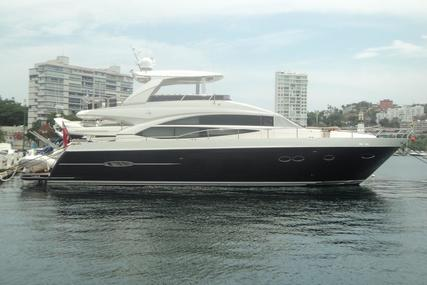 Princess Yachts International 72 Model for sale in Mexico for $2,750,000 (£2,169,163)