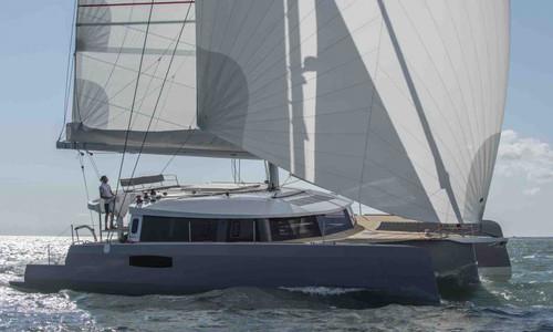 Image of NEEL Trimarans (FR) 51 for sale in France for €841,484 (£767,967) Mittelmeer, France