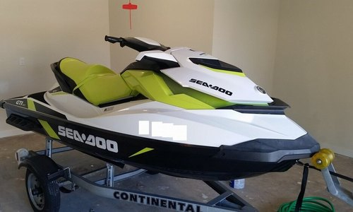 Image of Sea-doo GTI-130 for sale in United States of America for $9,500 (£7,526) Fort Pierce, Florida, United States of America
