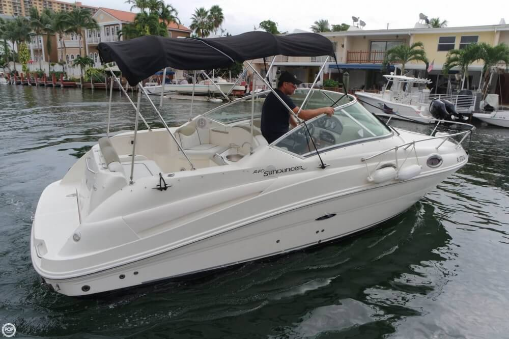 Sea Ray 240 Sundancer boats for sale