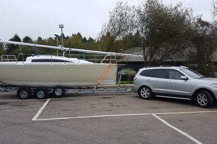 Sedna 24 Trailer Sailer for sale in United Kingdom for £37,950
