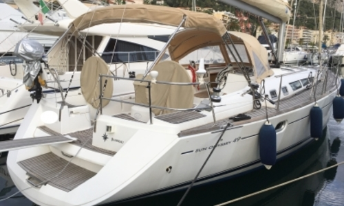 Image of Jeanneau Sun Odyssey 49 for sale in France for €160,000 (£136,866) MENTON, France