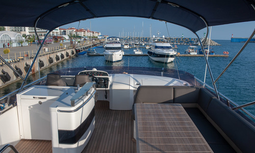 Image of Princess 64 for sale in Russia for €1,150,000 (£1,050,238) SOCHI, Russia