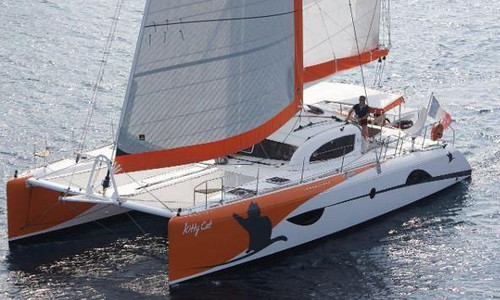 Image of Outremer (FR) 49 for sale in  for €695,000 (£633,419) Karibik,