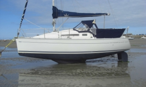 Jeanneau Sun Odyssey 26 Lifting Keel For Sale In France For 21 900