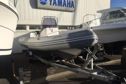 Zodiac 550 Pro Open for sale in France for €13,900 (£12,271)