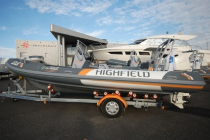 Highfield 660 PATROL for sale in France for €42,990 (£38,617)