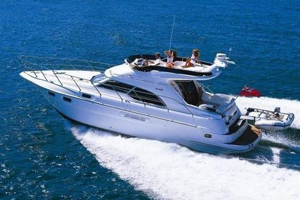 Sealine F43 for sale in Finland for €134,000 (£118,512)