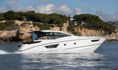 Image of Beneteau Gran Turismo 46 for sale in France for €475,000 (£410,566) ANTIBES, France