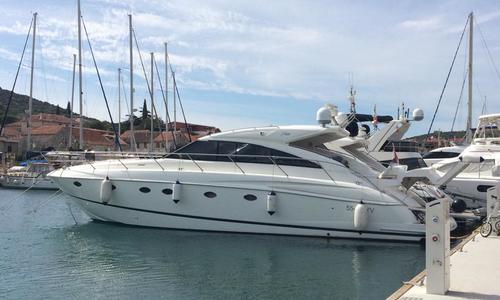 Image of Princess V53 for sale in Croatia for €369,000 (£325,744) Croatia