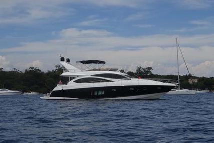 Sunseeker Manhattan 70 for sale in France for €849,000 (£748,393)