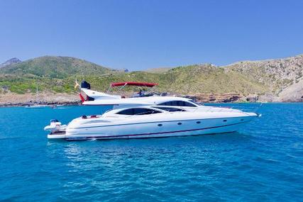 Sunseeker Manhattan 74 for sale in Spain for £545,950
