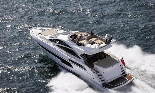 Image of Sunseeker 68 Sport Yacht for sale in Greece for €1,190,000 ($1,345,117) Flisvos Marina, Greece