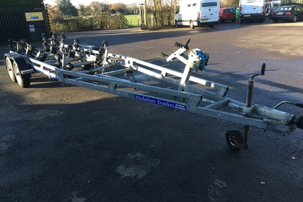 Nicholson 3.5 ton Roller coaster for sale in United Kingdom for £2,750