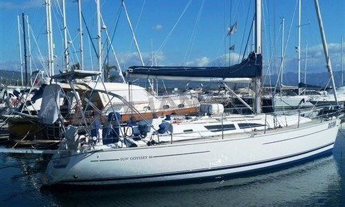 Image of Jeanneau Sun Odyssey 40 for sale in Italy for €68,000 (£58,168) Italy