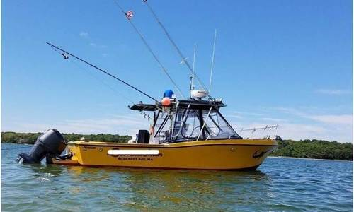 Image of Mako 285 Dual Console Fisherman for sale in United States of America for $37,500 (£28,698) Buzzards Bay, Massachusetts, United States of America