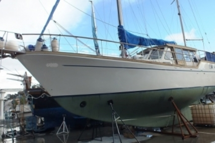 Nauticat 44 for sale in Portugal for €145,000 (£130,252)