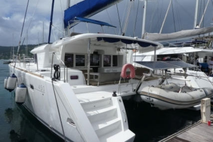 Lagoon 450 for sale in Saint Martin for €330,000 (£296,435)
