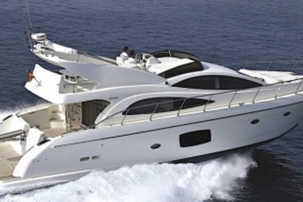 Astondoa 62 GLX for sale in Spain for €690,000 (£619,818)