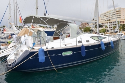 Jeanneau Sun Odyssey 39 DS for sale in Spain for €130,000 (£116,777)