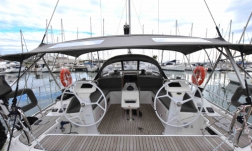 Image of Bavaria Yachts 51 Cruiser for sale in Spain for €295,000 (£255,367) ALICANTE, Spain