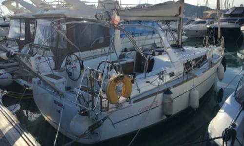 Image of Beneteau Oceanis 35 for sale in France for €120,000 (£102,649) MANDELIEU LA NAPOULE, France