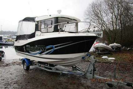 Quicksilver 555 PILOT HOUSE for sale in United Kingdom for £22,999