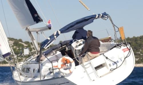 Image of Jeanneau SUN ODYSSEY 37 SHALLOW DRAFT for sale in Croatia for €55,000 (£49,441) VODICE, Croatia