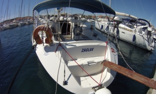 Image of Elan 38 for sale in Croatia for €39,700 (£35,688) VODICE, Croatia