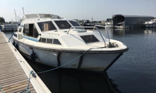 Image of Crown Cruiser 31 TAMARIS for sale in Netherlands for €30,000 (£26,176) VINKEVEEN, Netherlands