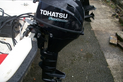 Tohatsu 9.8 hp Four Stroke Outboard for sale in United Kingdom for £1,095