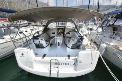 Jeanneau Sun Odyssey 349 for sale in Croatia for €89,000 (£77,383)