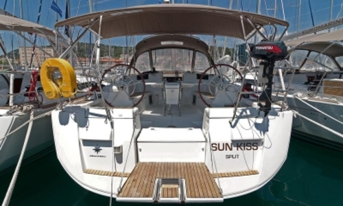 Image of Jeanneau Sun Odyssey 439 for sale in Croatia for €137,000 (£117,191) SPLIT, Croatia