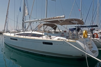 Jeanneau Sun Odyssey 53 for sale in Croatia for €189,000 (£163,608)