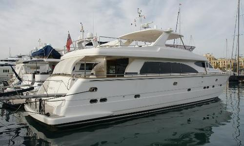 Image of Elegance Yachts 82 for sale in Malta for €995,000 (£871,790) Birgu, Malta