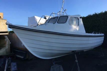 Orkney Day Angler 21 Commercial for sale in United Kingdom for £16,950